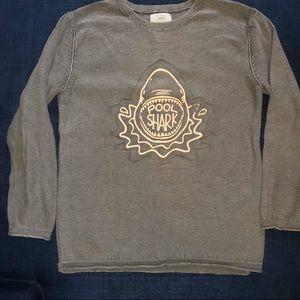 Boys Zara thin sweater size 8